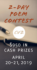 CV2 2-Day Poem Contest