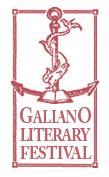 Galiano Lit Fest logo