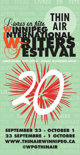 Winnipeg Writers Festival