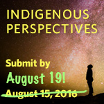 Indigenous Perspectives Issue
