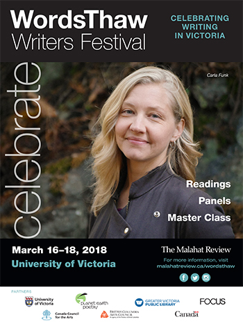 WordsThaw Writers Festival 2018
