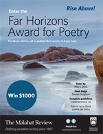 Far Horizons Poetry Award