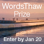 WordsThaw Prize