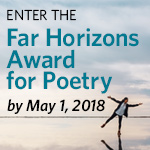 Far Horizons Award for Poetry