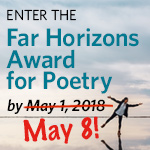 Far Horizons Award for Poetry Extended