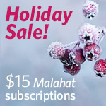 Holiday Subscription Sale