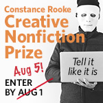 Constance Rooke CNF Prize Contest